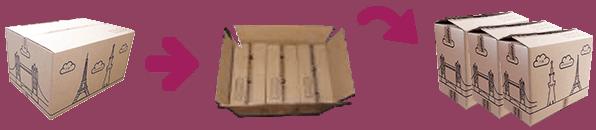 open-carton